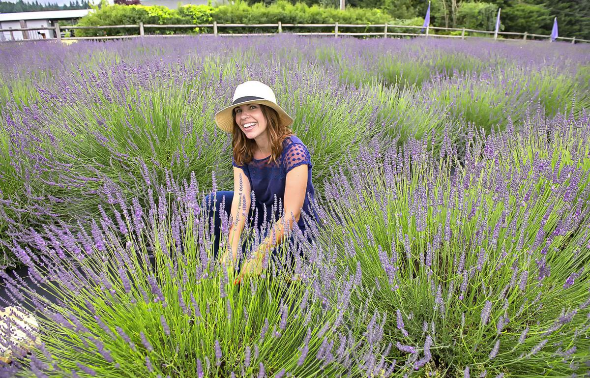 A labor of love: Castle Rock Lavender couple settles into a lovely