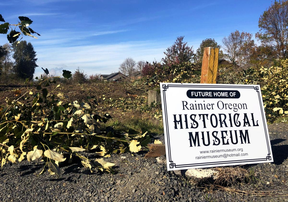 Rainier Historical Museum