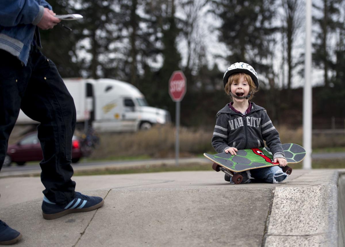 Kelso Skate Park