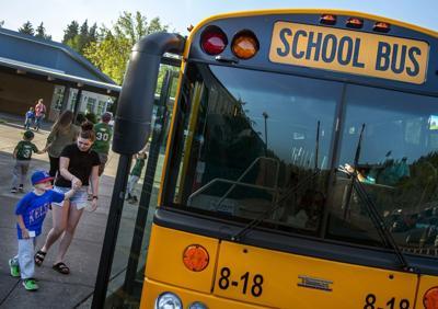 School-bus ready