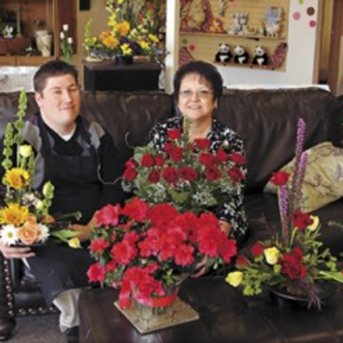 Talking Business: Floral designers branch out with own shop