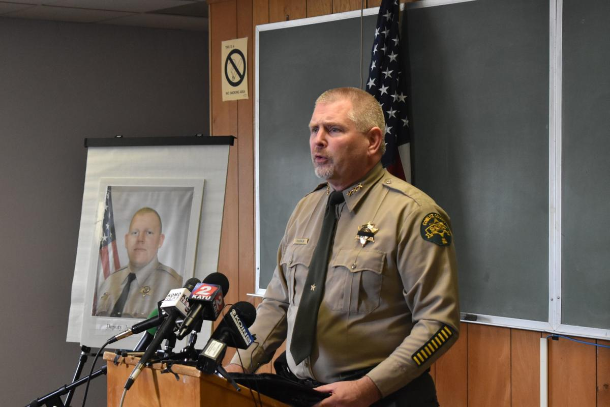Suspect in fatal officer-involved shooting killed in separate
