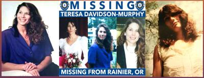 Search continues 20 years later for missing woman