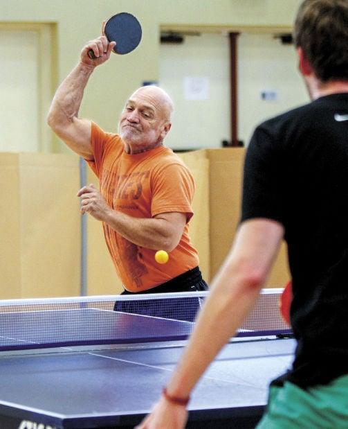 Cowlitz Table Tennis Club Hosts First Tournament