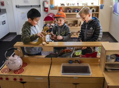 Head start unveils new classrooms at Barnes Elementary