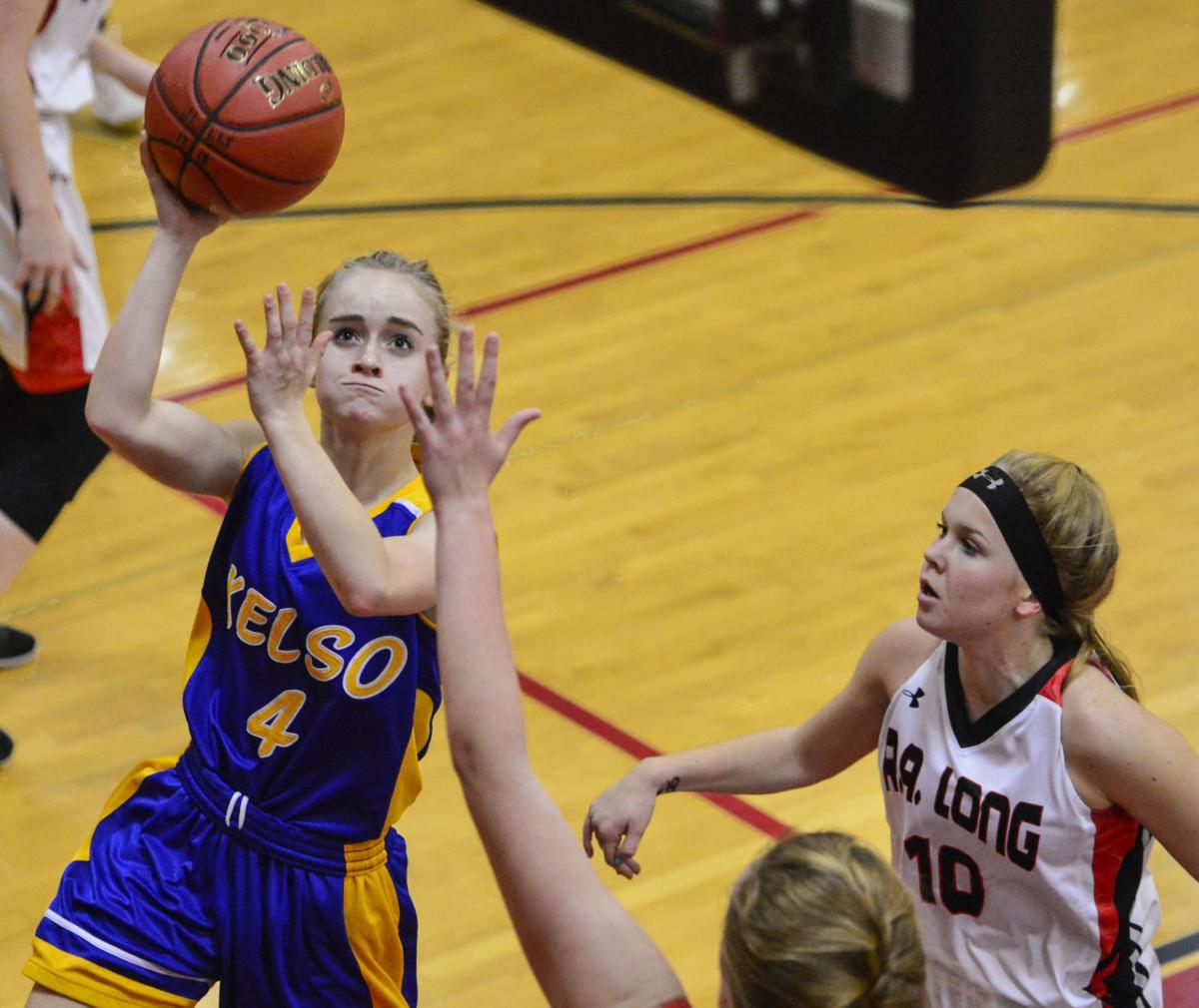 Kelso girls' basketball