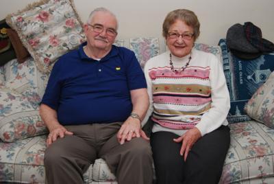 Joe Jacobsen and Elizabeth Meharg
