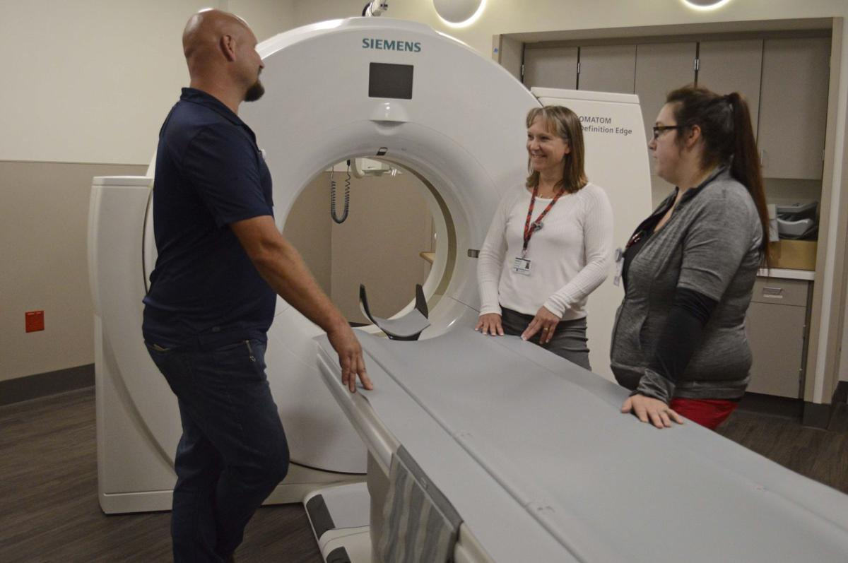 St. John\'s new CT scanner can better show diagnostic detail | Local ...