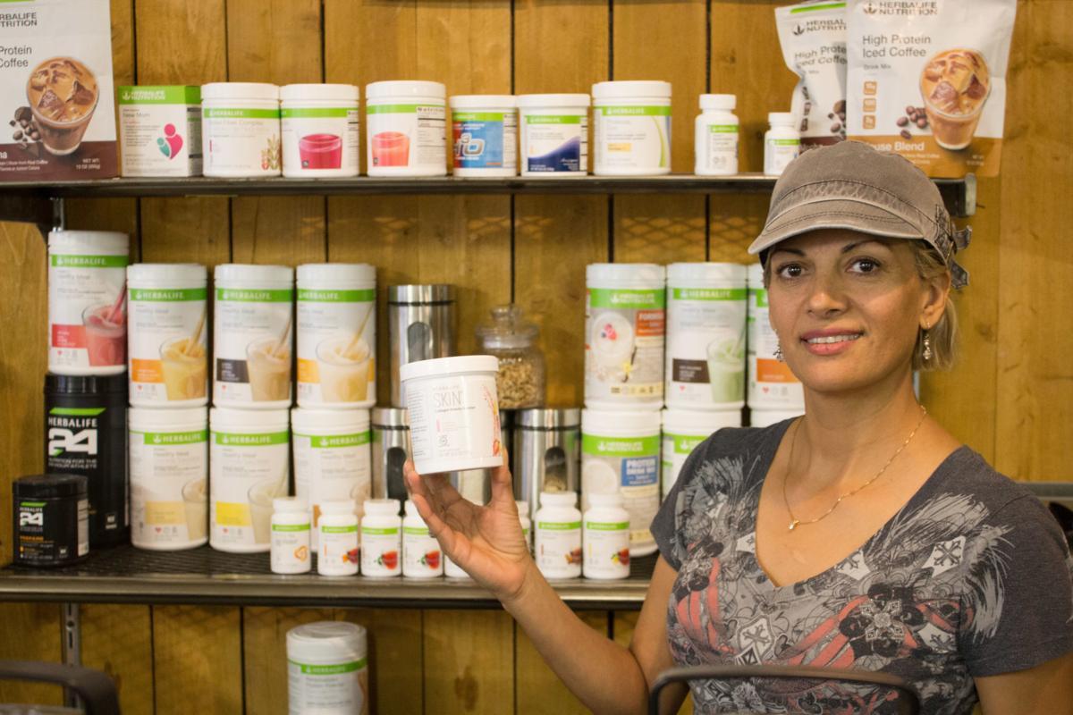 Amarilis Espana sells Herbalife