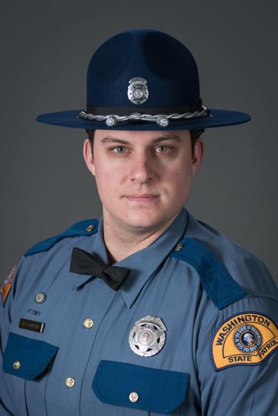 Washington State Patrol Trooper Justin Schaffer