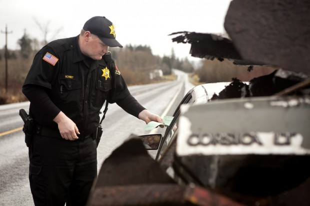 Wahkiakum police