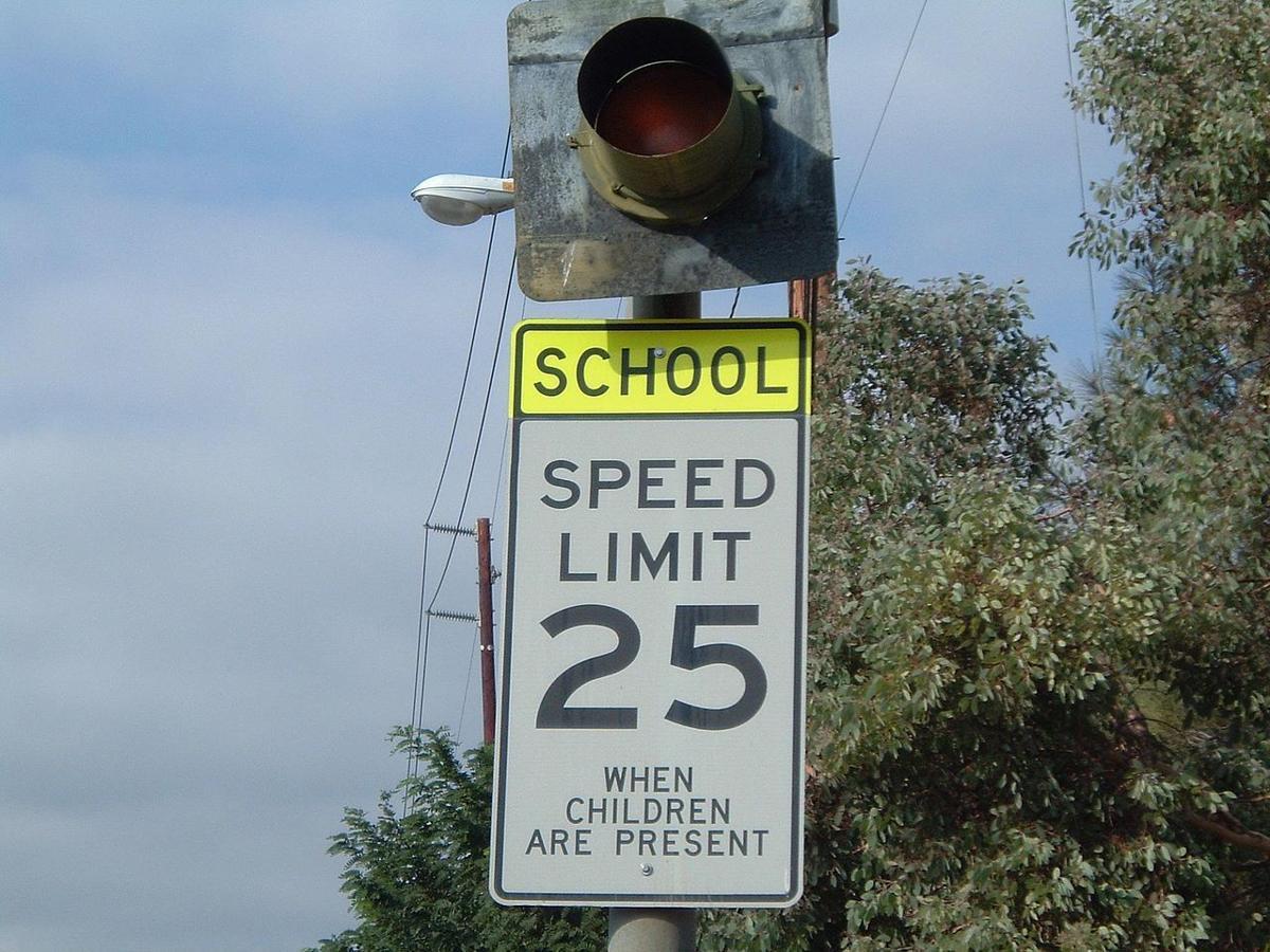 School zone cameras