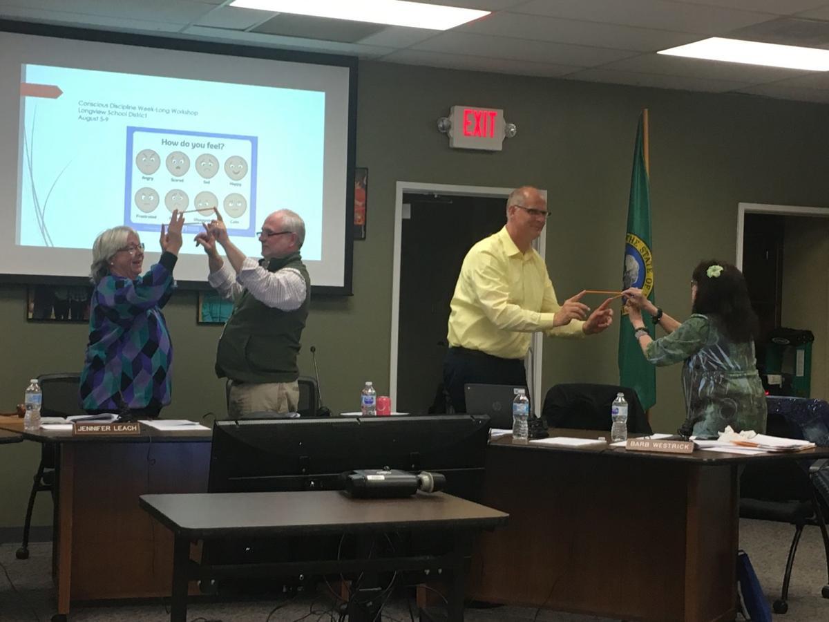 Longview school board explores conscious discipline