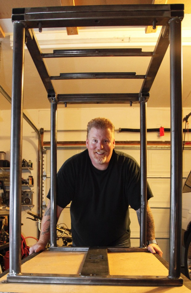 Jobs In Trucks >> Lexington arm wrestler perfects art of building tables ...