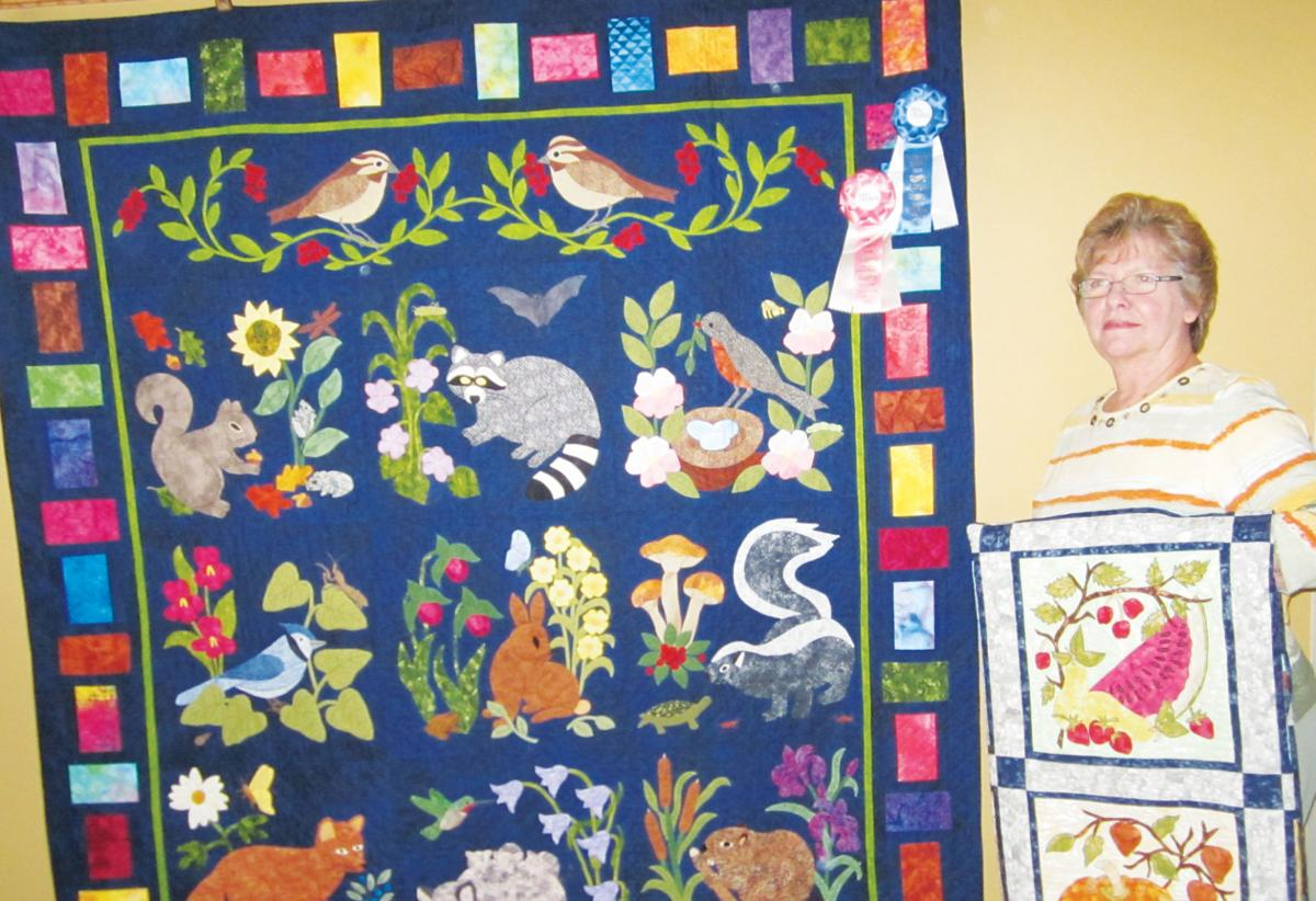 Longview woman featured at this year's Ladies of the Lake Quilt ... : woodlands quilt guild - Adamdwight.com