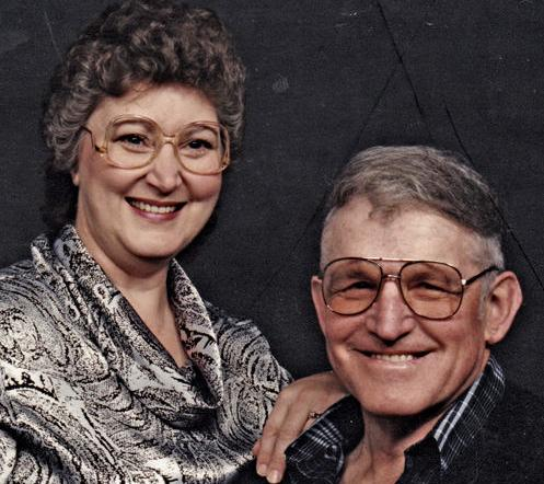 Dean and Ida Langdon