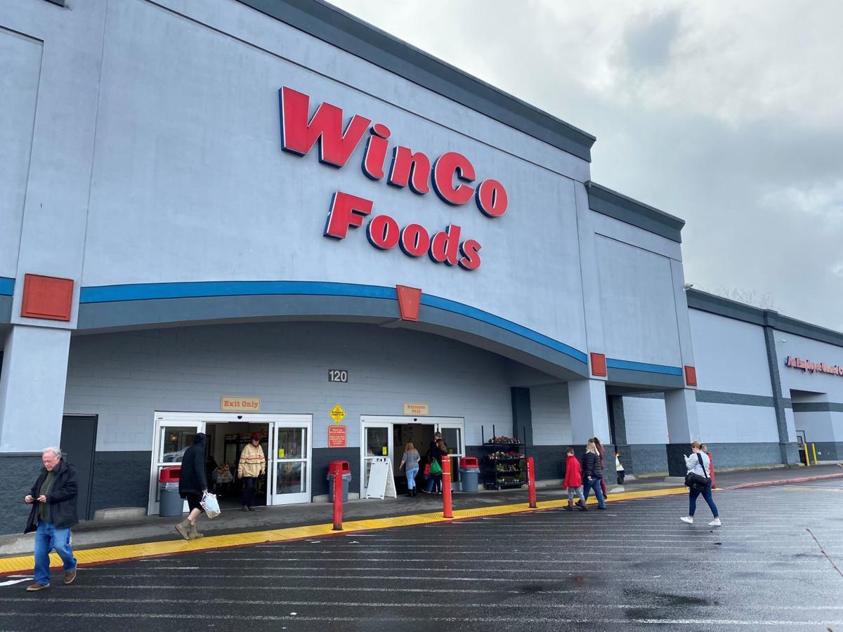 Outside Winco