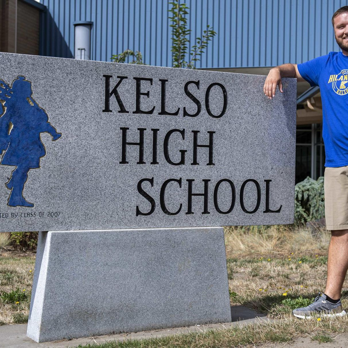 Kelso pride: Four KHS graduates return to the community as