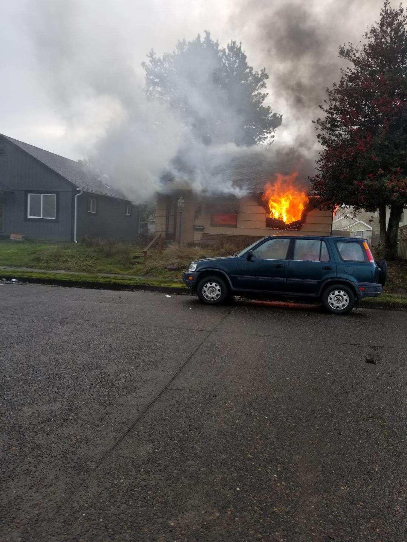 11th Avenue fire