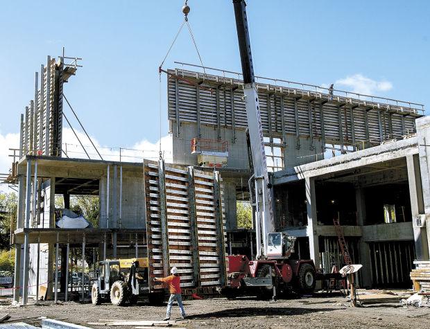 LCC construction