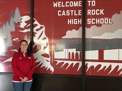 New Castle Rock High School principal