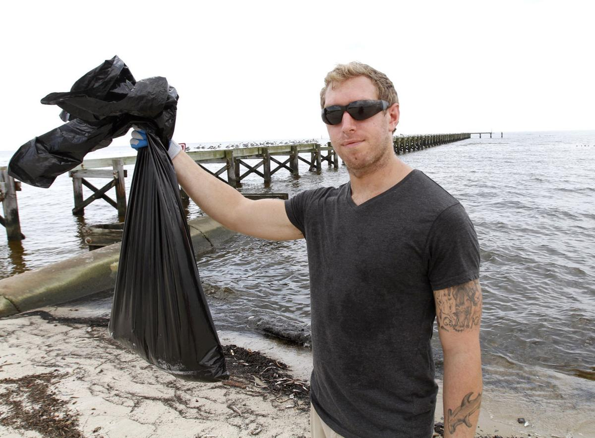 Diver Says Oceans Are Treated Like Landfills He Ll Change That