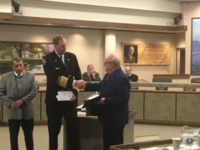 New fire chief