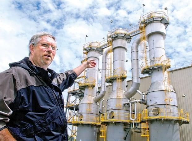 Columbia Pacific Bio-refinery: ethanol