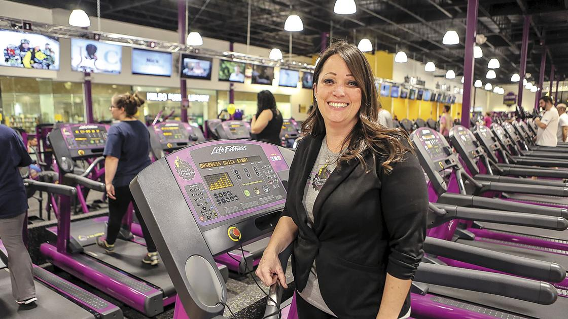 Opening Of Planet Fitness Means More Visits Home For Former Rainier Resident Local Tdn Com