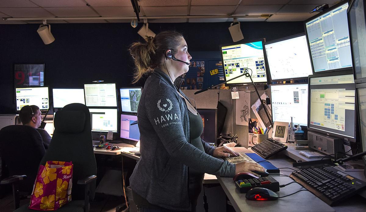 911 call center