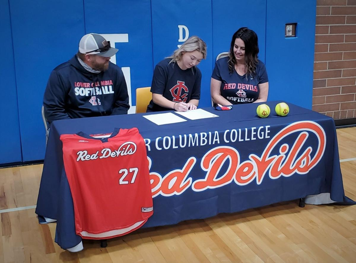 Bennett signs with LCC