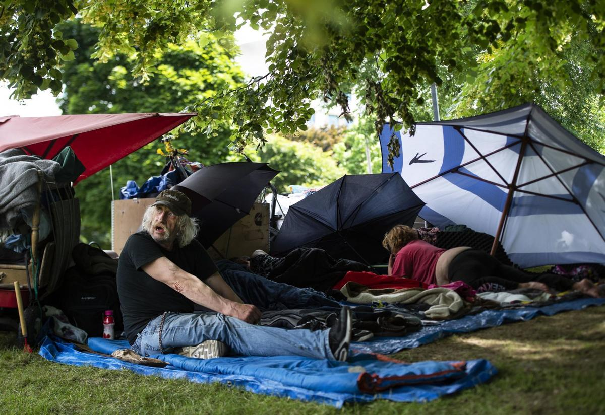 Annual Point in Time Count shows increase in Cowlitz County homeless