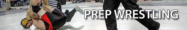 Prep wrestling logo