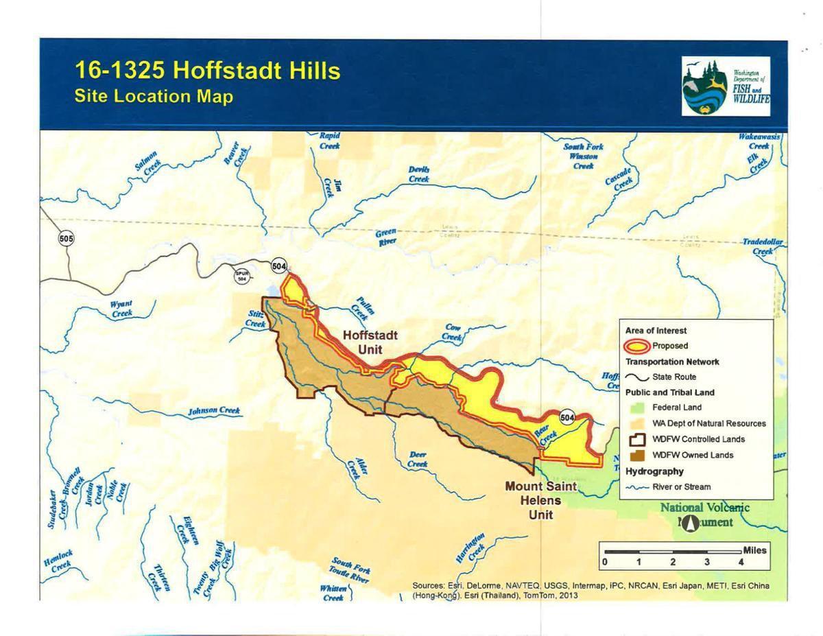 Hoffstadt Hills