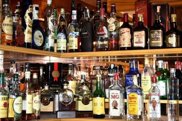 Liquor - stock