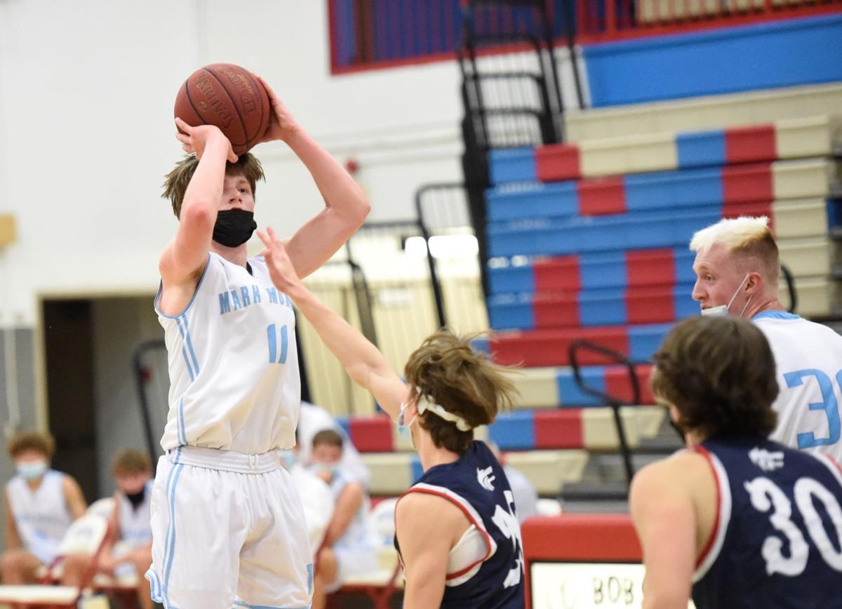 Nate Millspaugh Jump Shot