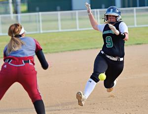 2A District Softball: Beavers put champs on ropes, fall in extras