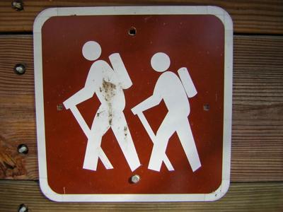 Hike club - stock art