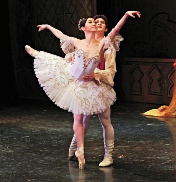 Eugene Ballet 'Nutcracker'