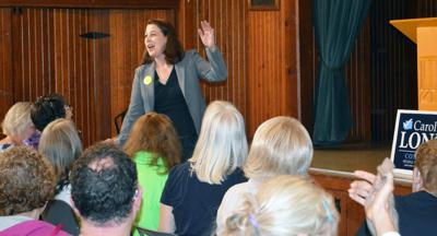 Carolyn Long announces bid for congressional seat