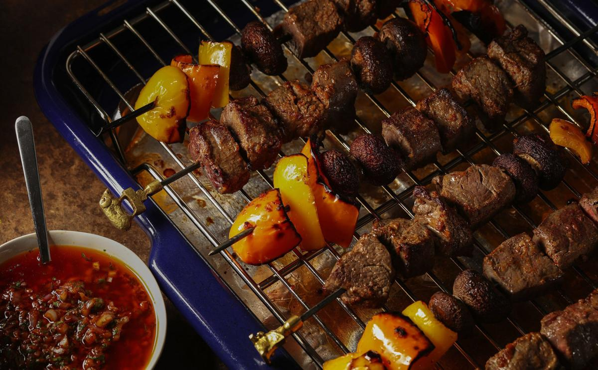 Argentine grilled meat 02