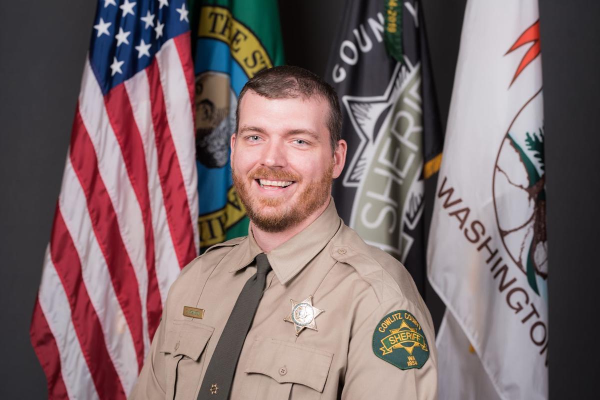 Cowlitz County Deputy Cory Robinson