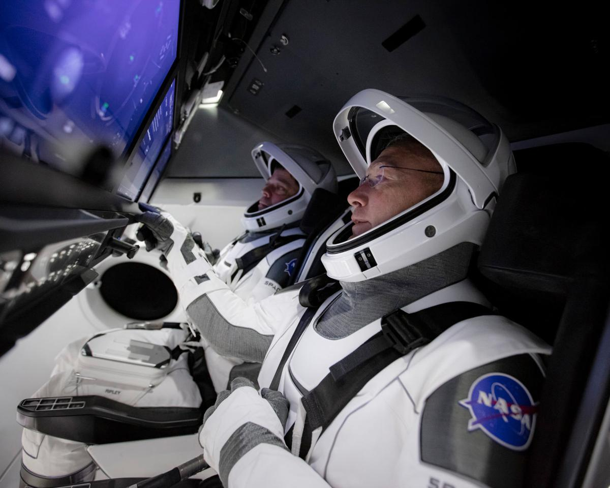 SpaceX-NASA launch: What to know ahead of Saturday's scheduled flight