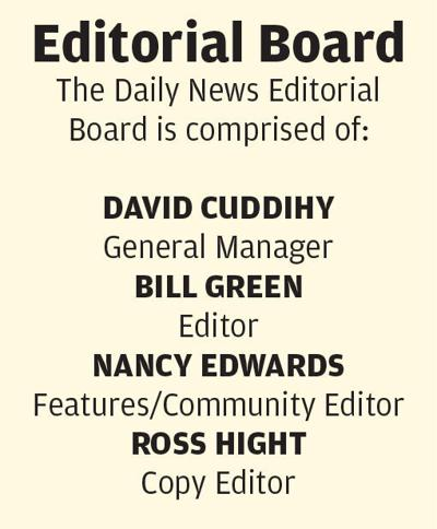 The Daily News Editorial Board