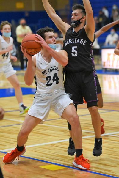 Michael Foust Kelso boys basketball