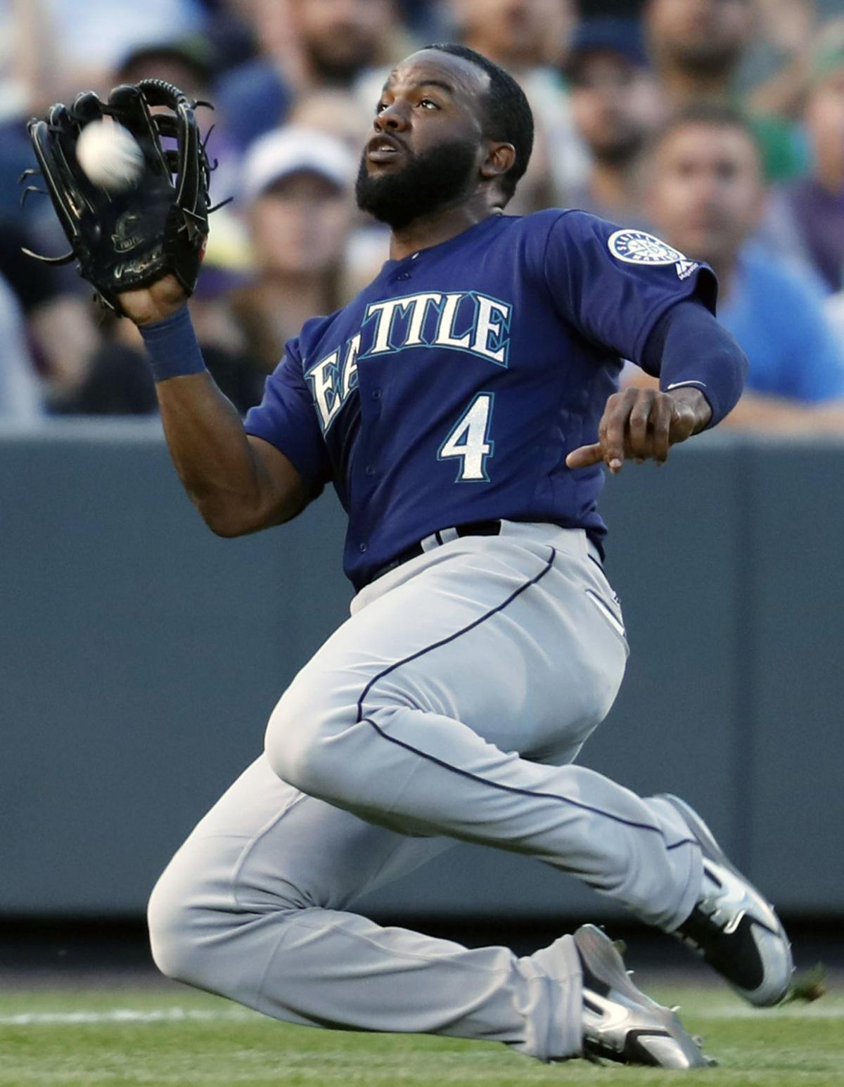 APTOPIX Mariners Rockies Baseball