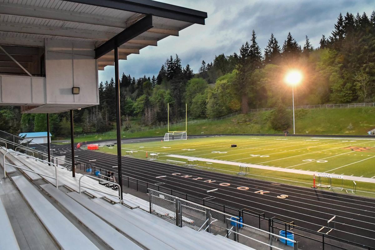 Kalama football stadium