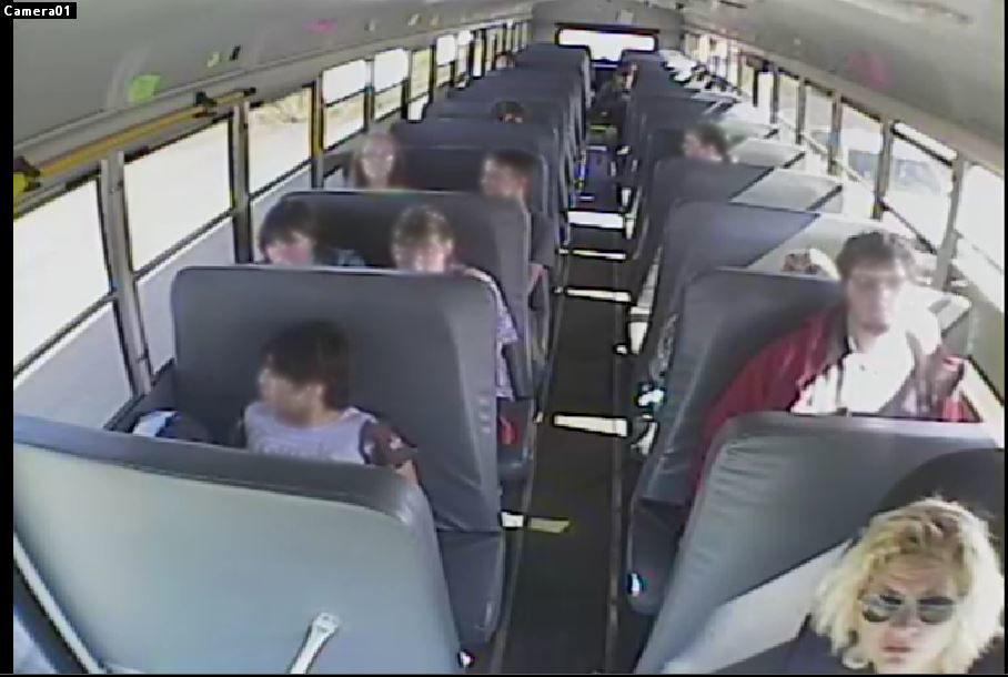 Longview school district bus driver