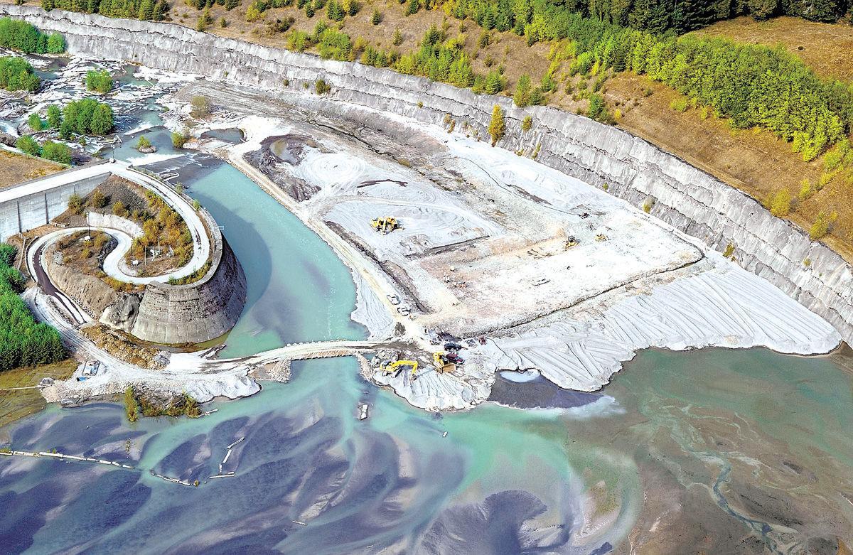 Toutle River sediment