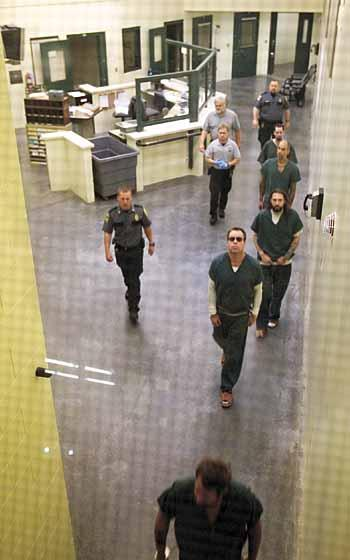 New Cowlitz County jail opens | News | tdn com